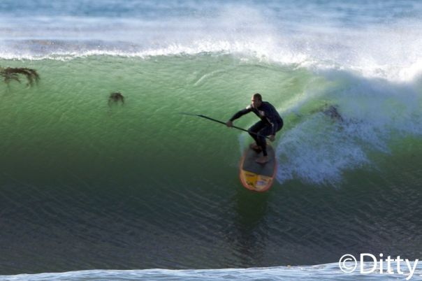 it's awesome to get smooth conditions like this at home